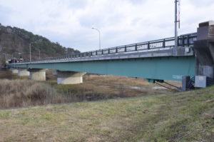きみまち大橋(能代市)